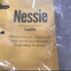 Kitchen - NEW Set of 3 Nessie the loch ness monster Ladles